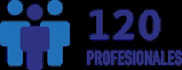 logo 120 profesionales